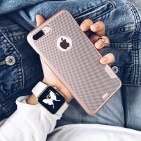 Чехол Loopee для iPhone 7 PLUS, climate cool, розовый