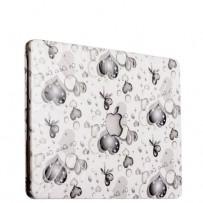 Защитный чехол-накладка BTA-Workshop для Apple MacBook 12 Retina вид 17 (наша любовь навсегда)