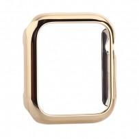 Чехол пластиковый бампер PC COTEetCI для Apple Watch Series 4/5 (CS7065-GD) 40мм Золотистый