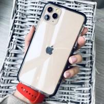 """Противоударный чехол """"Фруктовый лед"""" для iPhone 12 Pro Max, черный"""