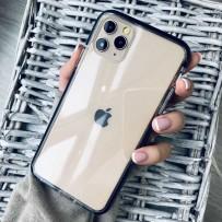 """Противоударный чехол """"Фруктовый лед"""" для iPhone 11 Pro, черный"""