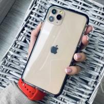 """Противоударный чехол """"Фруктовый лед"""" для iPhone 11, черный"""