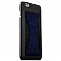 Накладка-подставка iBacks Bowknot Series PC Case для iPhone 6s Plus/ 6 Plus (5.5) (60333) Black/ Stripes