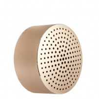 Портативная Bluetooth колонка Xiaomi Portable Round Box Speaker Gold Золотистая ORIGINAL