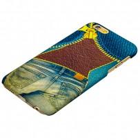 Накладка пластиковая Umku Jeans для iPhone 6s/ 6 (4.7) Soft-touch вид 9