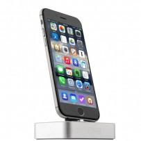 Док-станция COTEetCI Base6 Lightning stand CS2310-TS для iPhone XS/ XS MAX/ 8 Plus/ 8/ 7 Plus7/ 6/ SE/ iPod touch Серебристая