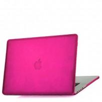 Защитный чехол-накладка BTA-Workshop для Apple MacBook 12 Retina матовая розовая