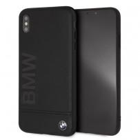 Чехол BMW, для iPhone XS Max (BMHCI65LLSB)