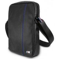 "Сумка BMW для планшетов 10"" сумка M-Collection Bag PU Carbon Black/Blue"