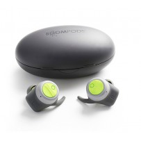Гарнитура BOOMPODS UK TWS Bluetooth Boombuds-Sport Grey