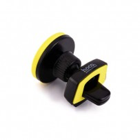 Автомобильный держатель Hoco CA16 Short version magnetic air outlet holder магнитный универсальный в решетку черный