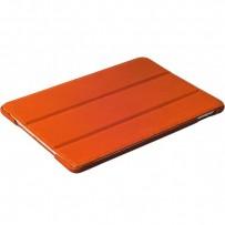 Чехол кожаный i-Carer для iPad Air 2 Litchi Pattern Series (RID601br) Коричневый