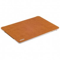 Чехол-книжка Birscon для iPad Air Grace series Brown - Коричневый