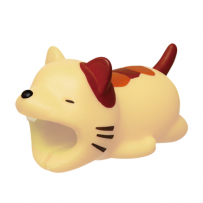 """Зверушка-игрушка для защиты кабеля от износа """"Котенок"""" для iPhone"""