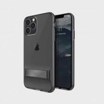 Чехол-лед для iPhone 11 Pro Max, затемненный с подставкой