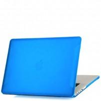 Защитный чехол-накладка BTA-Workshop для Apple MacBook Pro 13 матовая синяя