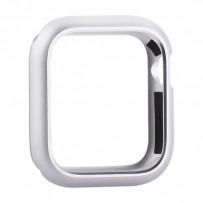 Чехол алюминиевый бампер COTEetCI магнитная рамка для Apple Watch Series 4/5 (CS7057-TS) 40мм Серебристый
