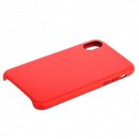 """Чехол-накладка кожанная COTEetCI Elegant PU Leather Case для iPhone XS/ X (5.8"""") CS8011-RD Красный"""