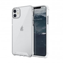 Чехол Uniq для iPhone 11 Combat White