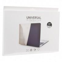 "Защитный чехол-накладка COTEetCI MB1006-TT universal PC Case для Apple MacBook New Pro 15"" (A1990, A1707) Прозрачный"