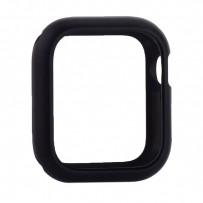 Чехол алюминиевый бампер COTEetCI магнитная рамка для Apple Watch Series 4/5 (CS7057-BK) 40мм Черный