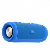 Портативная Bluetooth 3.0 колонка Prime Line 4201 (XS-Sound Tube, 5Wx2) Синяя