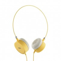 Наушники Remax RM-910 накладные Wired Music Earphone Желтые