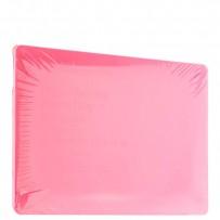 """Защитный чехол-накладка BTA-Workshop для Apple MacBook Pro 15"""" Touch Bar (2016г.) матовая розовая"""