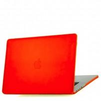 Защитный чехол-накладка BTA-Workshop для Apple MacBook Air 13 матовая оранжевая