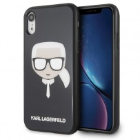 Чехол Karl Lagerfeld для iPhone XR (KLHCI61DLHBK)