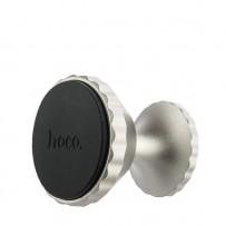 Автомобильный держатель Hoco CA9 Magnetic metal vehicle mounted mobile holder магнитный универсальный графитовый