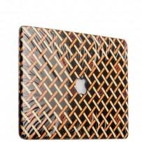 Защитный чехол-накладка BTA-Workshop для Apple MacBook 12 Retina вид 13 (плетенка)