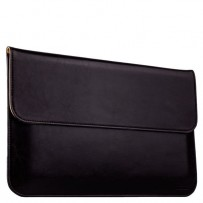 Защитный чехол-конверт i-Carer Genuine Leather Series для Apple MacBook Air 11 (RMA111coffe) Темно-коричневый