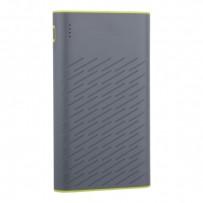 Аккумулятор внешний универсальный Hoco B31-20000 mAh Rege Power bank (2 USB: 5V-2.1A) Gray Серый
