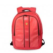 "Рюкзак Ferrari для ноутбуков 15"" On-track Backpack with USB-connector Red"