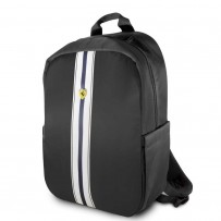 "Рюкзак Ferrari для ноутбуков 15"" On-track PISTA Backpack with USB-connector Black"