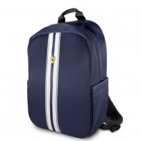 "Рюкзак Ferrari для ноутбуков 15"" On-track PISTA Backpack with USB-connector Navy"