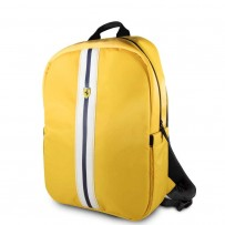 "Рюкзак Ferrari для ноутбуков 15"" On-track PISTA Backpack with USB-connector Yellow"