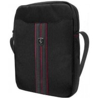 "Сумка Ferrari для планшетов 8"" сумка Urban Bag Nylon/PU Carbon Black"