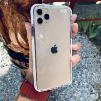 """Противоударный чехол """"Фруктовый лед"""" для iPhone 11 Pro Max, белый"""