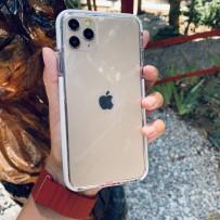 """Противоударный чехол """"Фруктовый лед"""" для iPhone 12 mini, белый"""