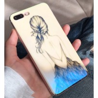 "Накладка для iPhone 7 Plus, ""Elegant Lady!"""