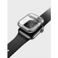 Чехол Uniq для Apple Watch Series 4/5 - 44mm Garde Transparent (прозрачный)