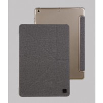 Чехол Uniq для iPad Air (2019)/iPad Pro 10.5 Yorker Kanvas Grey