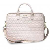"Сумка Guess для ноутбуков до 15"" сумка Quilted Bag Pink, (GUCB15QLPK)"