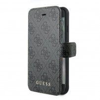 Чехол Guess для iPhone 7/8/SE 2020 4G collection Booktype Grey