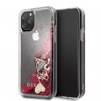 Чехол Guess, для iPhone 11 Pro (GUHCN58GLHFLRA)