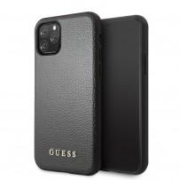 Чехол Guess, для iPhone 11 Pro (GUHCN58IGLBK)