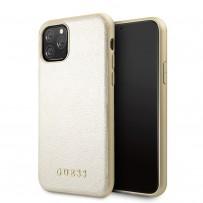 Чехол Guess, для iPhone 11 Pro (GUHCN58GLHFLGO)