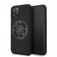 Чехол Guess, для iPhone 11 Pro (GUHCN58LS4GBK)